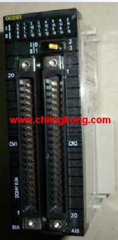 欧姆龙(omron)晶体管输出单元cj1w-od261 输出点数:64点,漏型 额定